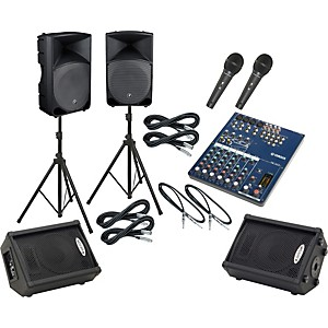 Yamaha-MG102C---Thump-TH-15A-Mains---Monitors-Package-Standard