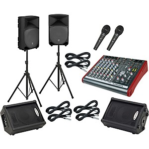 Allen---Heath-ZED-10FX---TH-12A-Mains---Monitors-Package-Standard