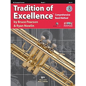 KJOS-Tradition-Of-Excellence-Book-1-for-Trumpet-Standard