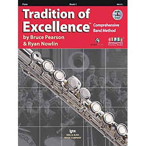 KJOS-Tradition-Of-Excellence-Book-1-for-Flute-Standard