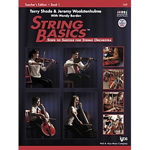 KJOS-String-Basics-Book-1---Teacher-Book-Standard