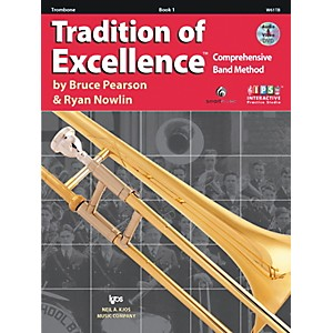 KJOS-Tradition-Of-Excellence-Book-1-for-Trombone-Standard