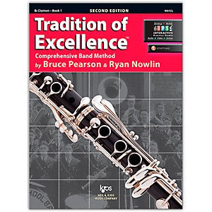 KJOS-Tradition-Of-Excellence-Book-1-for-Clarinet-Standard