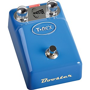 T-Rex-Engineering-ToneBug-Booster-Guitar-Effects-Pedal-Blue