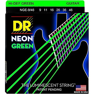 DR-Strings-NEON-Hi-Def-Green-SuperStrings-Light-Top-Heavy-Bottom-Electric-Guitar-Strings-Standard