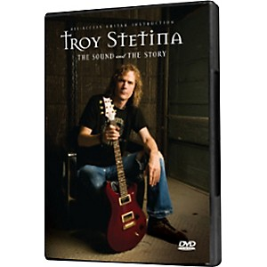 Fret12-Troy-Stetina---The-Sound-and-The-Story-DVD-International-Version
