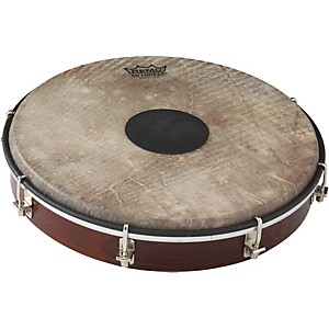 Remo-Tablatone-Frame-Drum-Brown---White-Skyndeep-Fish-Skin-10-inch