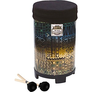 Remo-NSL-Short-Tubano-with-Volume-Control-Cap-and-Mallets-Island-14-inch