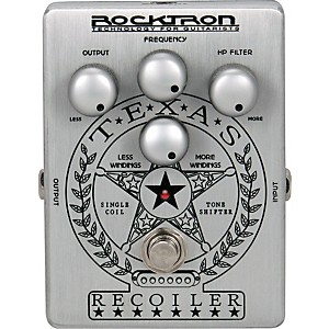 Rocktron-Texas-Recoiler-Tone-Shaping-Guitar-Effects-Pedal-Standard
