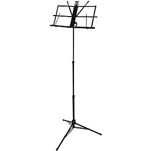Peak-Music-Stands-Wire-Music-Stand-Black