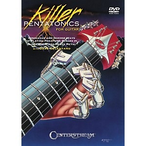 Centerstream-Publishing-Killer-Pentatonics--DVD--Standard