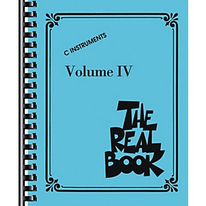 Hal-Leonard-The-Real-Book-Volume-4--C-Edition----Fake-Book-Standard