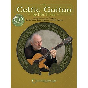 Centerstream-Publishing-Celtic-Guitar--An-Approach-To-Playing-Traditional-Dance-Music-On-The-Guitar--BK-CD--Standard