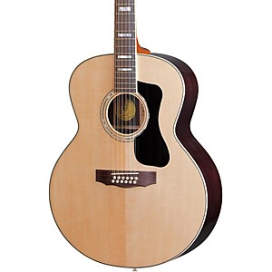 Guild-GAD-Series-F-1512-12-String-Jumbo-Acoustic-Guitar-Natural