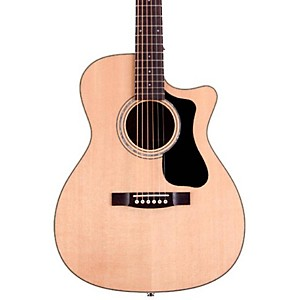 Guild-GAD-Series-F-130CE-Orchestra-Acoustic-Electric-Guitar-Natural