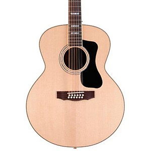 Guild-GAD-Series-F-1512E-12-String-Jumbo-Acoustic-Electric-Guitar-Natural