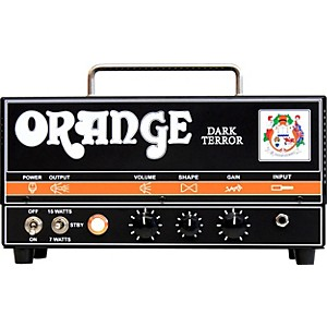 Orange-Amplifiers-DA15H-Dark-Terror-15-15W-Tube-Guitar-Amp-Head-Standard