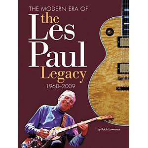 Hal-Leonard-The-Modern-Era-Of-The-Les-Paul-Legacy-1968-2009-Deluxe-Book-Standard