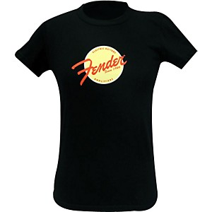 Fender-Spotlight-Women-s-T-Shirt-X-Large