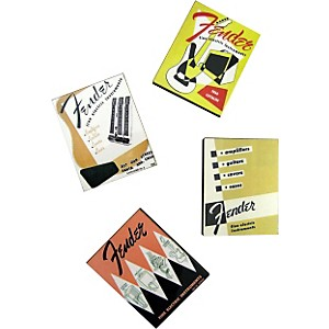 Fender-Vintage-Catalog-Magnet-Set-of-4-Standard