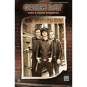 Alfred-Green-Day---Lyric---Chord-Songbook-Standard