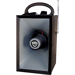 Nady-MPA-400-Wireless-Megaphone-PA-System-with-Wireless-Handheld-Mic-Standard