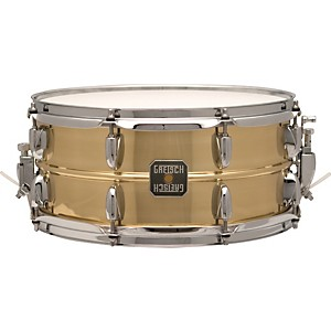 Gretsch-Drums-Legend-Brass-Snare-Drum-6-5x14
