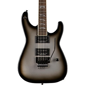 Jackson-Scott-Ian-Signature-T1000-Soloist-2H-w--Floyd-Rose-Electric-Guitar-Silverburst-Ebony-Fingerboard