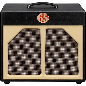 65amps-1x12-Guitar-Speaker-Cabinet---Red-Line-Black