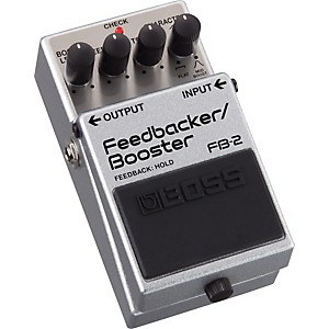 Boss-FB-2-Feedbacker-and-Booster-Guitar-Effects-Pedal-Standard