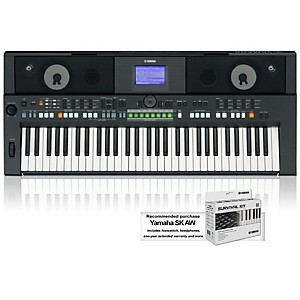 Yamaha-PSR-S650-61-Key-Arranger-Workstation-Standard
