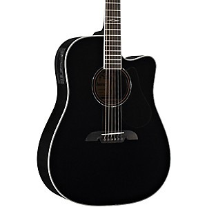 Alvarez-Artist-Series-AD60CE-Dreadnought-Acoustic-Electric-Guitar-Black