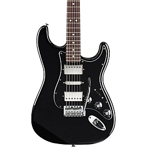 Fender-Blacktop-Stratocaster-HSH-Electric-Guitar-Black-Rosewood-Fingerboard