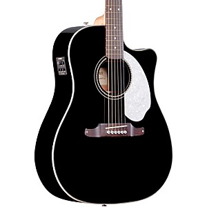 Fender-Sonoran-SCE-Acoustic-Electric-Guitar-Black