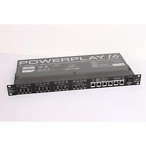 Behringer-POWERPLAY-P16-I-16-Channel-19---Input-Module-with-Analog-and-ADAT-Optical-Inputs-886830847301