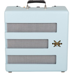 Fender-Pawn-Shop-Special-Excelsior-13W-1x15-Tube-Guitar-Combo-Amp-Sonic-Blue