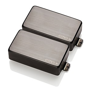 EMG-81X-60X-Custom-Humbucker-Set-Black-Chrome
