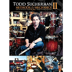 Hudson-Music-Todd-Sucherman-Methods---Mechanics-II-2-DVD-Set-Standard