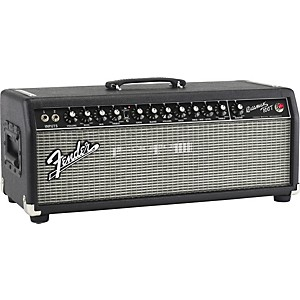 Fender-Bassman-Pro-100T-100W-Tube-Bass-Amp-Head-Black