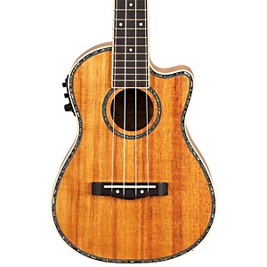 Mitchell-MU100CE-Acoustic-Electric-Concert-Ukulele-Natural-Koa