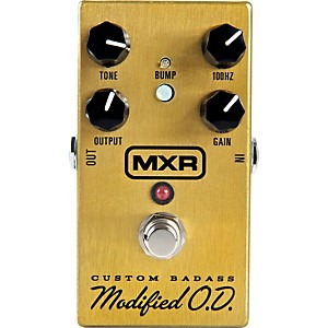 MXR-M77-Custom-Modified-Badass-Overdrive-Guitar-Effects-Pedal-Standard