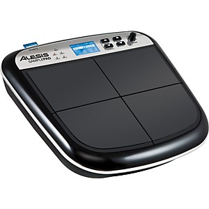 Alesis-SamplePad-Percussion-Instrument-Sampling-Pad-Black