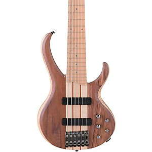 Ibanez-BTB676M-6-String-Electric-Bass-Natural-Flat
