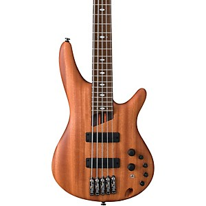 Ibanez-SR4005E-5-String-Electric-Bass-Stain-Oil