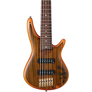 Ibanez-SR1206E-6-String-Electric-Bass-Vintage-Natural-Flat