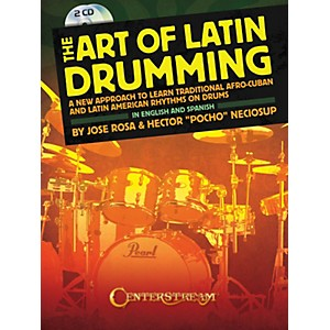 Centerstream-Publishing-The-Art-Of-Latin-Drumming--Book--2CDs--Standard