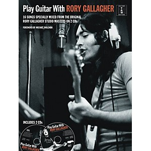 Music-Sales-Play-Guitar-With-Rory-Gallagher-Book-2CD-s-Standard