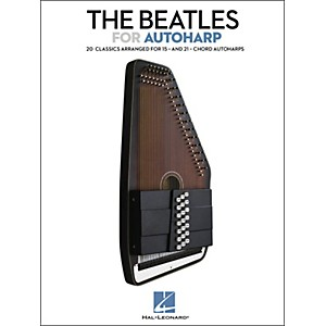 Hal-Leonard-The-Beatles-For-Autoharp-Songbook-Standard