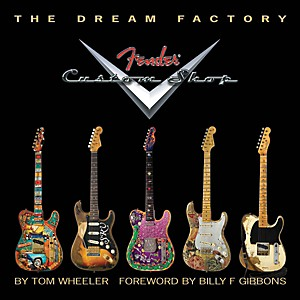 Hal-Leonard-The-Dream-Factory--The-Fender-Custom-Shop-Standard