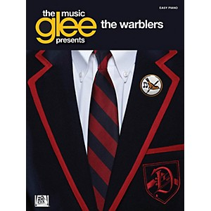 Hal-Leonard-Glee--The-Music--The-Warblers-For-Easy-Piano-Standard